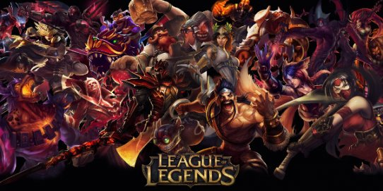 Imatge promocional del joc League of legends.