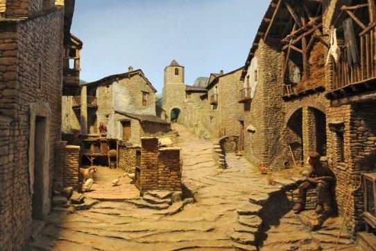 La Capella de Montserrat acollirà la 60a edició de l'Exposició de Pessebres