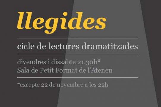 """Lectures dramatitzades: """"Llegides"""" - photo#23"""